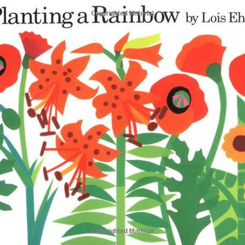 Planting a Rainbow Board book – June 1, 2003