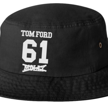 TOM FORD 61 MOLLY bucket hat template