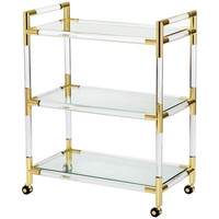 Julien Bar Cart
