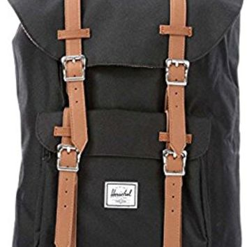 Herschel Supply Co. Little America Backpack, Black