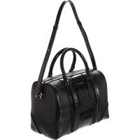 Givenchy Croc-Stamped Medium Lucrezia Duffel at Barneys.com