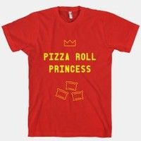 Pizza Roll Princess