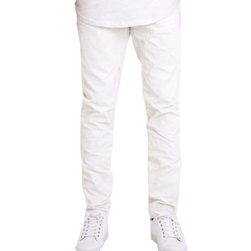 Embellish NYC Jackson Denim Jeans In White
