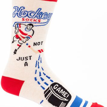 Hockey Men's Crew Socks