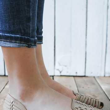 Whats The Catch Flats - Taupe