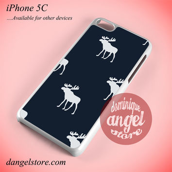 Abercrombie And Fitch Moose Phone case for iPhone 5C and another iPhone devices
