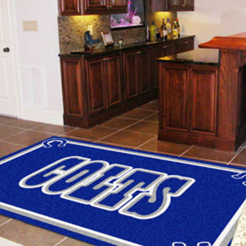 "NFL - Indianapolis Colts Rug 5x8 60""x92"""