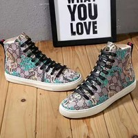 Gucci Trending Fashion tall help shoes