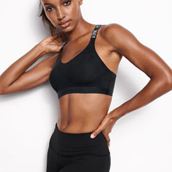 The Lightweight by Victoria Sport Logo Sport Bra - Victoria's Secret