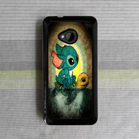 HTC One M7 case , HTC One M8 case , HTC case , htc one case , htc one m7 , htc one m8 , stitch art