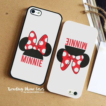 Minnie Mouse Simple iPhone Case Cover for iPhone 6 6 Plus 5s 5 5c 4s 4 Case
