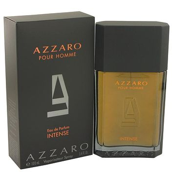 Azzaro Intense by Azzaro Eau De Parfum Spray 1.7 oz  for Men