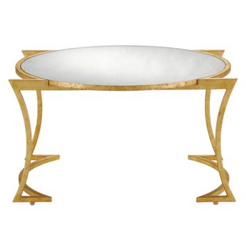 Currey & Company Lenox Cocktail Table