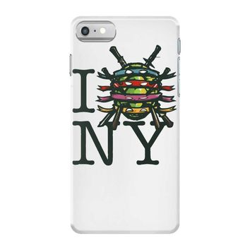 i (turtle) ny iPhone 7 Case