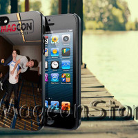 Nash grier and cameron dallas Cover - iPhone 4 4S iPhone 5 5S 5C and Samsung Galaxy S3 S4 S5 Case