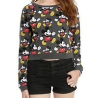 Disney Mickey Mouse Girls Pullover Top