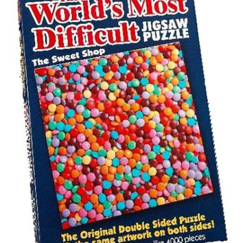 Paul Lamond The World's Most Difficult Puzzle Sweet Shop