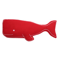 Wally Whale Pillow