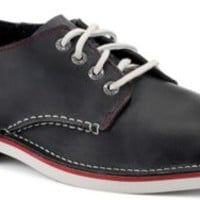 Sperry Top-Sider Cloud Logo Harbor Oxford Navy, Size 11.5M  Men's Shoes