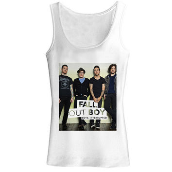 Fall Out Boy for tank top