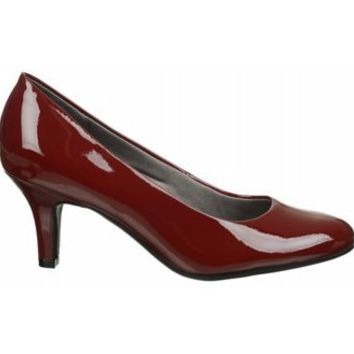 LifeStride Parigi Pump Red