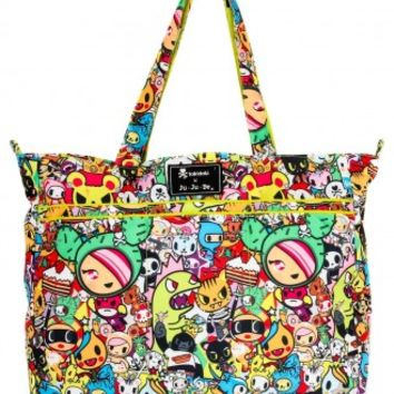 tokidoki x Ju.Ju.Be Super Be Tote Iconic