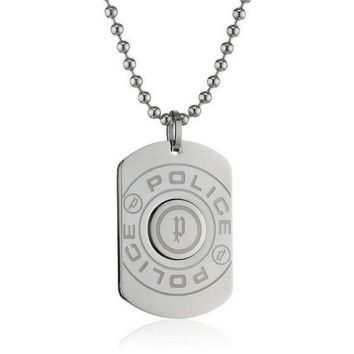 Men's Necklace Police S14NY01P
