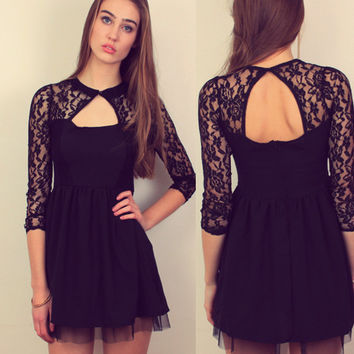 Lace Twilight Dress