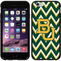 Coveroo, Inc. Baylor Bears Sketchy Chevron iPhone 6 Switchback Snap-On Case 786-9687-BK-FBC (Black)