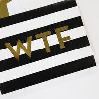 Notecard Set {WTF}