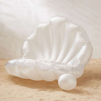 Mermaid Shell Pool Float - Urban Outfitters