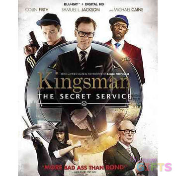 KINGSMAN-SECRET SERVICE (BLU-RAY/DIGITAL HD/WS-2.39)