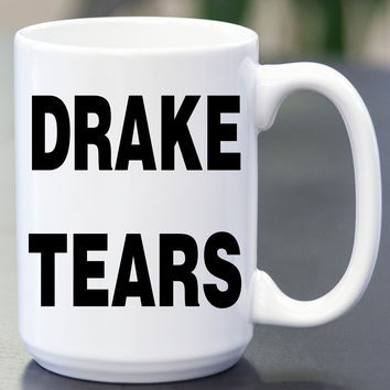 Drake Tears Coffee Mug