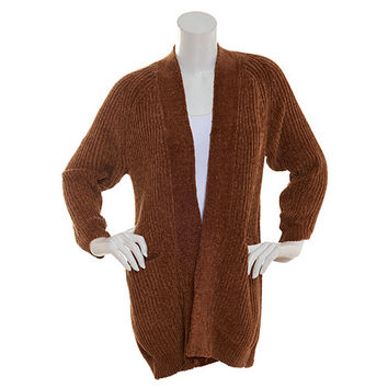 Ruby Rd. Fall Fest Chenille Sweater