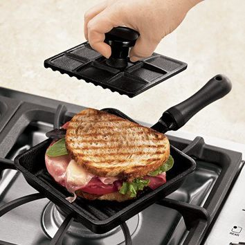Panini Pan & Press - Fresh Finds - Freshest Finds