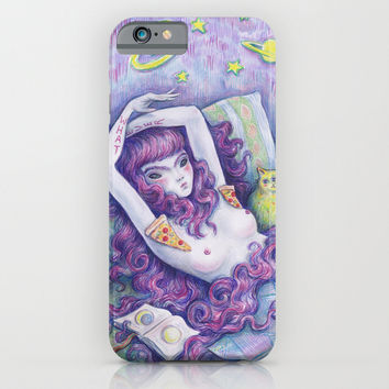 Pizza Pits iPhone & iPod Case by Brettisagirl