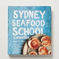 Sydney Seafood School by Anthropologie Blue One Size House & Home