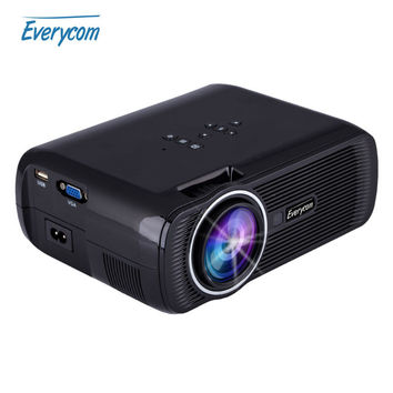 LED Projector HDMI 1800 Lumens 1080p