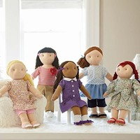PBK Doll Collection | Pottery Barn Kids