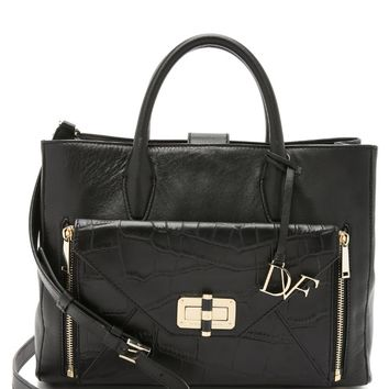 440 Gallery Large Secret Agent Tote