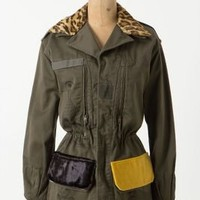 Vintage Military Coat - Anthropologie.com