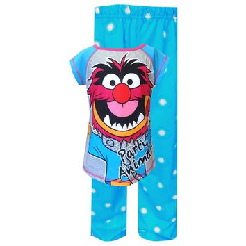 Disney's Muppets Party Animal Polka Dot Pajama