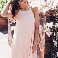 Peach Dream Summer Dress