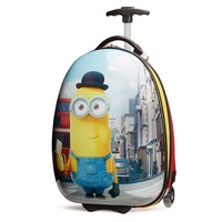 Minions Kevin Banana 17-inch Hardside Wheeled Luggage Case - Kids