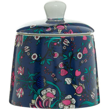 Blue & Pink Floral Liberty Sugar Bowl 11x10cm - Food Gifts - Gifts - TK Maxx
