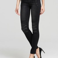 Black Orchid Jeans - Amber Skinny in Ebony