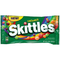 Skittles Candy - Orchards Mix: 14-Ounce Bag