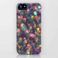 Bokeh Blur iPhone Case by Beth Thompson | Society6