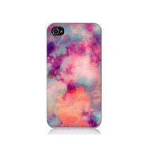 New Galaxy Space Universe Snap On Hard Case Cover Protector for iPhone 4 4S (1)