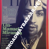 Hamilton Time Magazine Photo